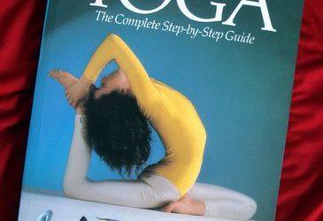 Mi primer libro de yoga