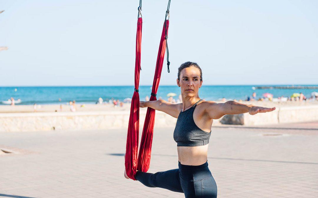 Bienestar físico a través del Yoga